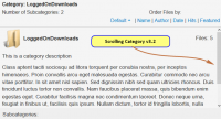 ScrollingCategory